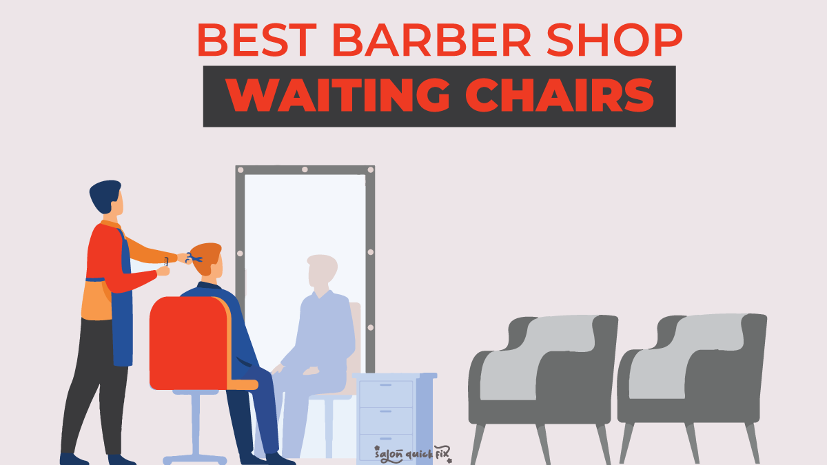 Barber Shop Waiting Chairs